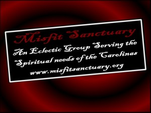 Misfit Bumper Sticker